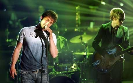 Morten and Paul