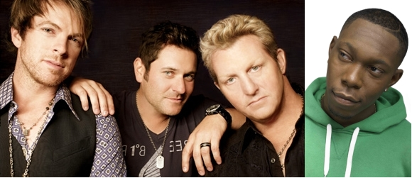 Yeah, so I went to see Rascal Flatts... (1/3)